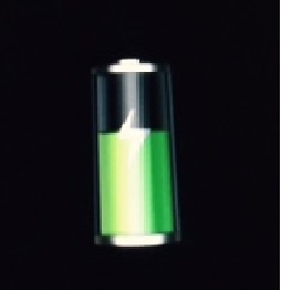 電池マーク拡大